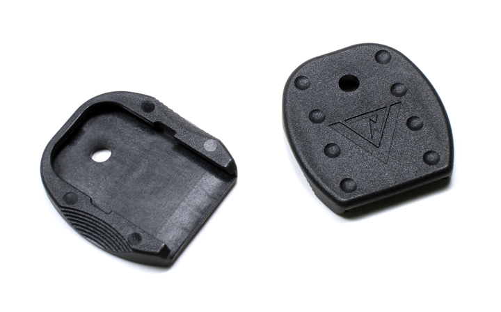 Vickers Tactical Tangodown Large Frame Floorplates For Glock