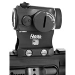 Aimpoint Micro T1 2MOA Red Dot Optic With Daniel Defense Mount