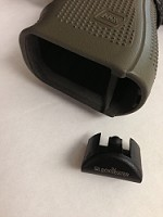 Glockmeister Grip Plug for Full Size & Compact Gen 4 Glocks
