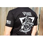 Vickers Tactical T-Shirt 2nd Edition Black